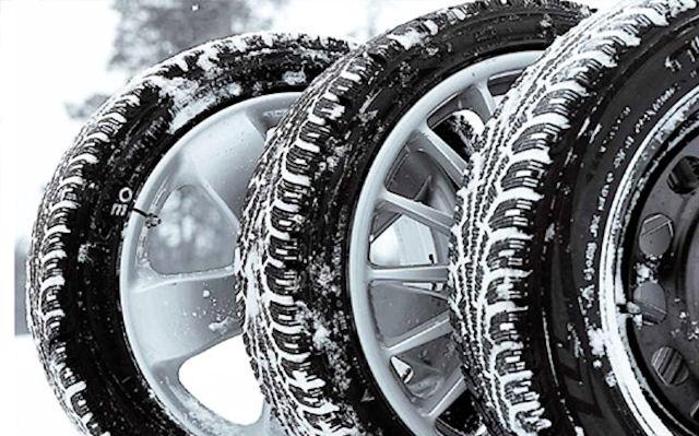 Зимние шины. Виды и преимущества