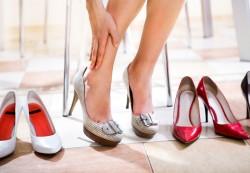 Обувь на каблуке во время беременности: носить или не носить