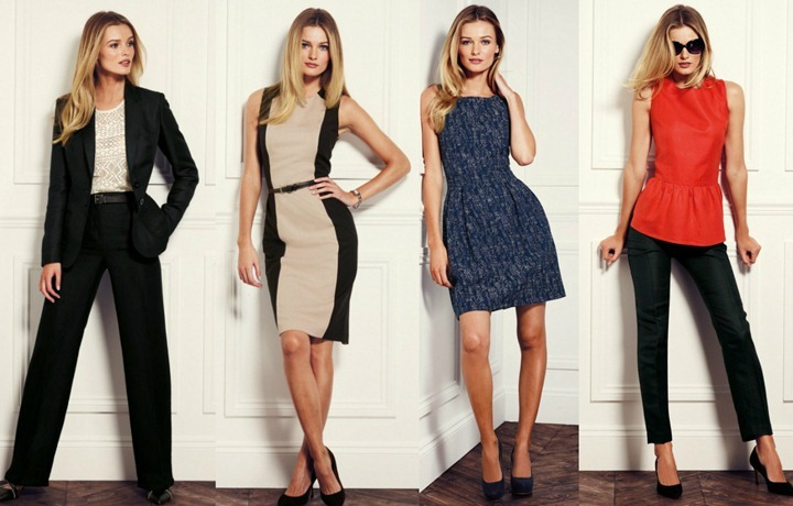 Женская одежда. О стилях женской одежды