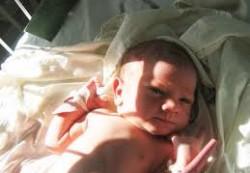 Маловесный ребёнок