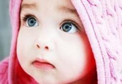 Дети узнают объекты с картинок с 9 месяцев