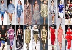 Тенденции моды на сезон осень/зима 2015 года