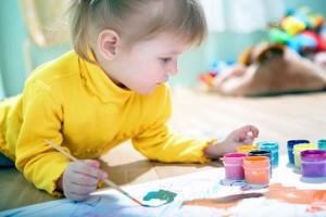 Творческие занятия по изо-лепке с детьми дошкольного возраста