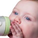 Схема кормления ребёнка в 1 год