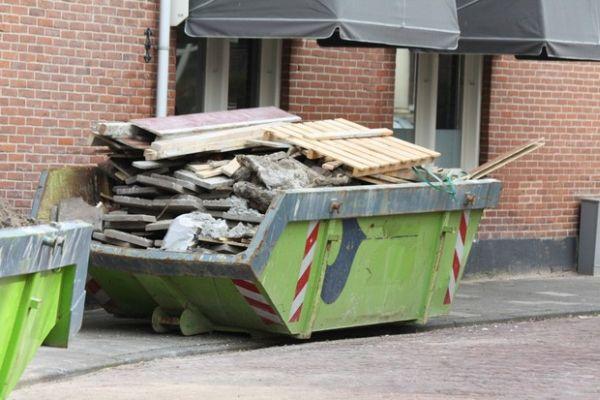 Куда вывозить строительный мусор?