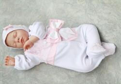 Одежда на выписку для новорожденного