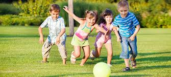 Активный отдых с детьми