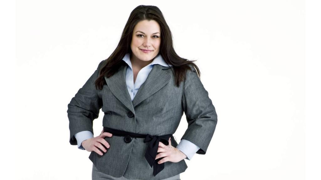 Приобретение одежды для пышных дам в Интернете