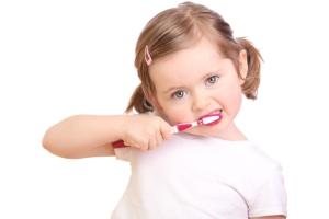 Гигиена рта малышей до года