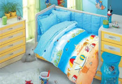 Комфортная постель для малыша