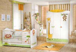 Какую выбрать детскую кроватку для малыша?
