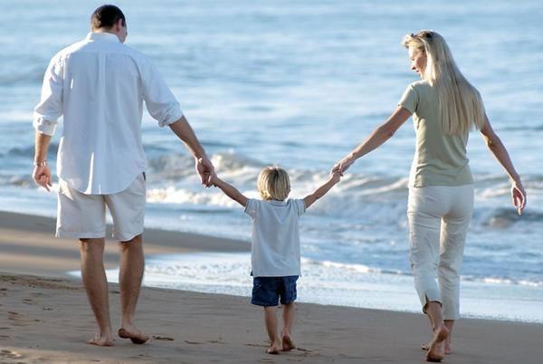 5 секретов удачного отдыха с ребенком