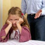 Ученые не советуют родителям кричать на детей
