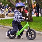 Велосипед для ребенка от двух лет – лучший подарок