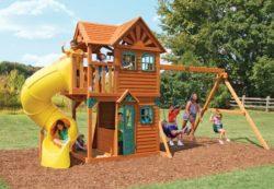 Устройство игровой площадки для детей: правила обустройства