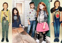 Самые модные тенденции детской моды в сезоне весна-лето 2016
