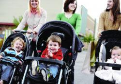 Пару советов по выбору детской коляски