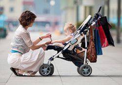 Если сломалась детская коляска