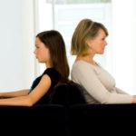 Мать и дочь – проблемы в отношениях