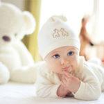 Гимнастика для новорожденных малышей