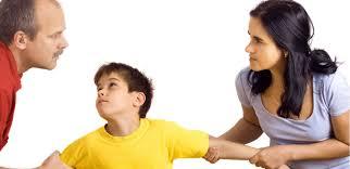 Как определить место жительства ребенка с отцом?