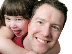 Отцы влияют на детей совсем иначе