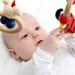 Критерии выбора игрушки для ребенка до 1 года