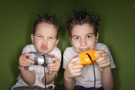Ребенок и современные компьютерные игры