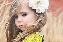 Все о детских волосах