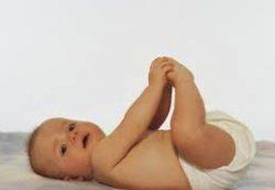 Игры с младенцем 3-4 месяцев
