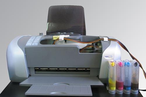 Печать изображений на ткани