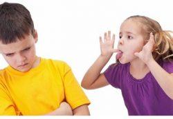 Как быть, если ребенка дразнят