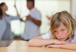 5 фраз, которые нельзя говорить ребенку после развода