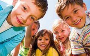 У современных детей дефицит природы