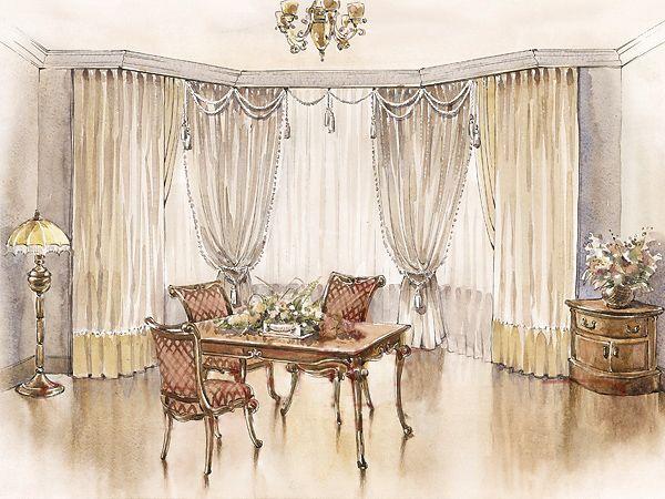 Компания Brera Intex – шторы на заказ: лучшие ткани, доступные цены, оригинальная продукция