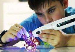 Современные технологии шагнули далеко вперед — 3d ручку для творчества