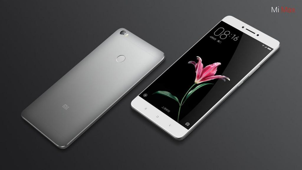Xiaomi Mi Max: мощный смартпэд