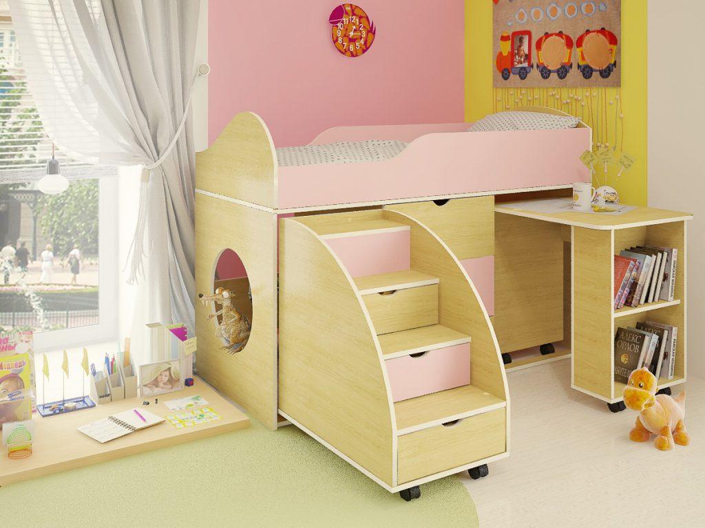 Особенности выбора кровати для ребенка в магазине «Гарант дом»