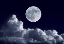 Полная луна ухудшает детский сон, — ученые