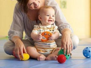 Развитие ребенка до года: советы