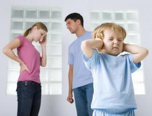 Как дети в разном возрасте воспринимают развод?