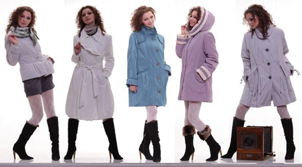 Верхняя женская одежда: лучшие предложения от Mirage Style