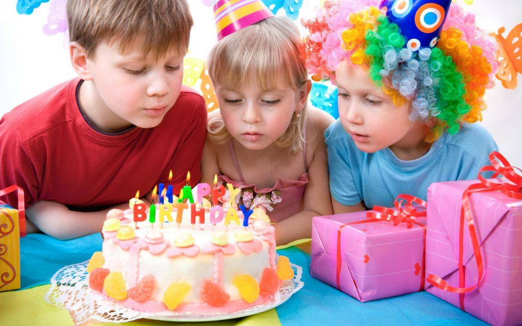 Как правильно провести детский праздник