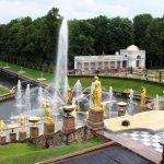 Туры в Санкт-Петербург. Экскурсия в Петергоф
