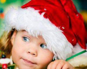 Нужна ли детям вера в Деда Мороза