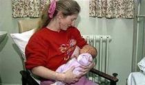 Грудное вскармливание опасно для сердца малыша
