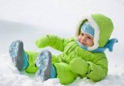 Рожденные зимой дети имеют более слабые легкие