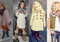 Детская мода весны 2017 года