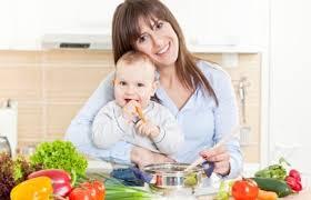 Питание кормящих женщин