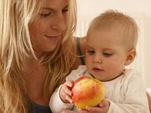 Основы здорового питания закладываются в раннем детстве